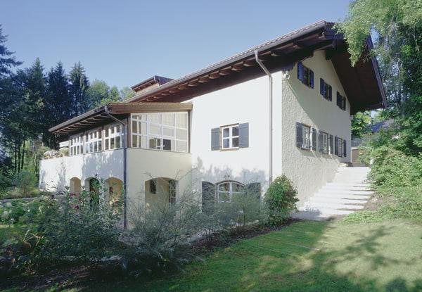 um und anbau einfamilienhaus ebenhausen zell claudia schreiber architektur und. Black Bedroom Furniture Sets. Home Design Ideas